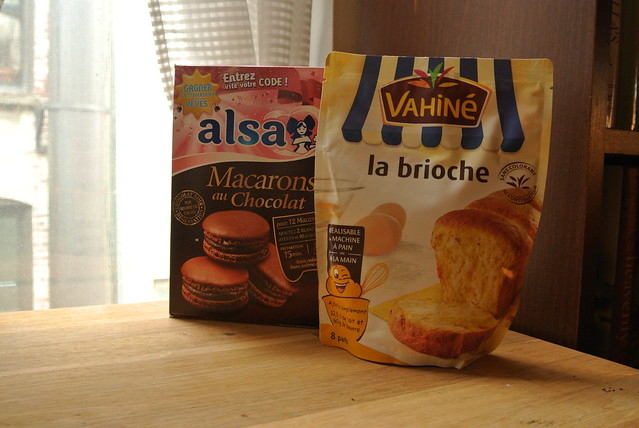 French Baking Mixes