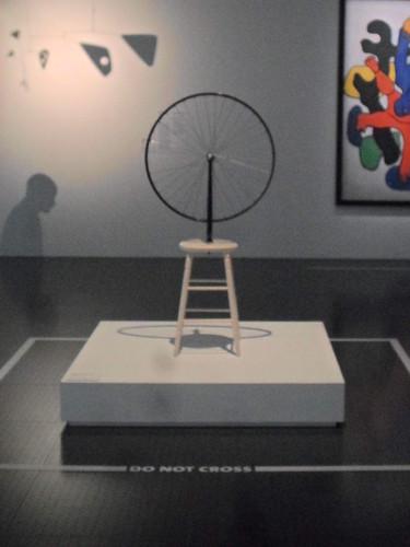 Ah, Duchamp