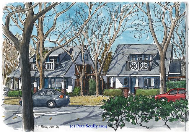 Frat houses