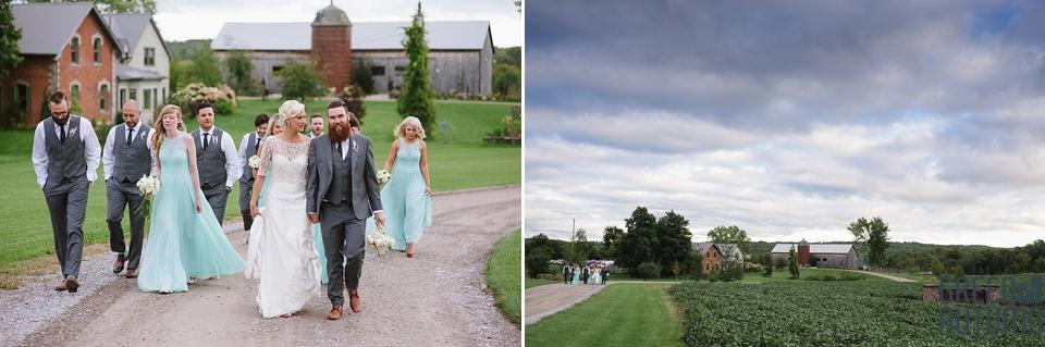 Autumn South Pond Farms Wedding Photography 0054