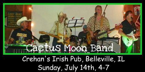 Cactus Moon Band 7-14-13