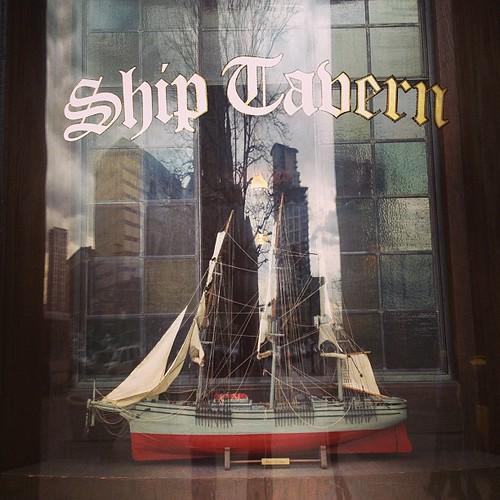 The Ship Tavern at The Brown Derby #denver by @MySoDotCom