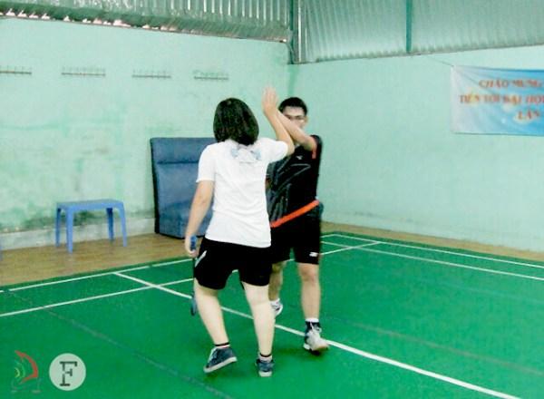Cầu lông – Chiến thắng cho những cặp đôi