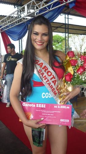 A Garota SESI 2014 Ana Lucila Baptista