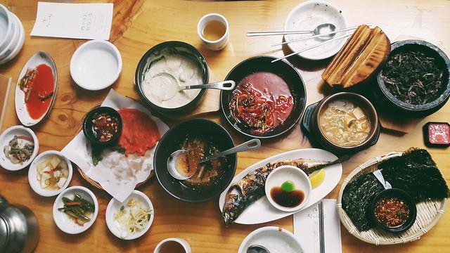 Jangsarang // seoul
