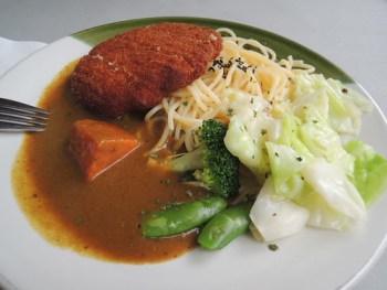 japanese curry tonkatsu