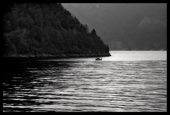 Up the Fjord - Sognefjord - 2002