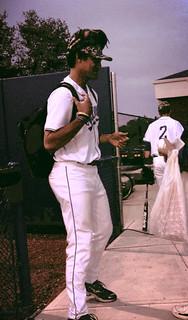 Sean Manaea at Bob Warn Field at Sycamore Stadium