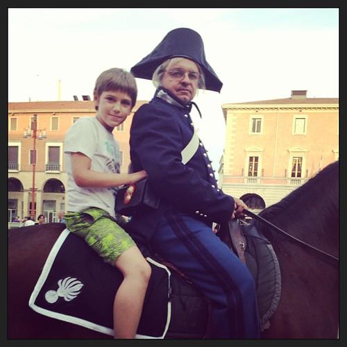 Filippo e Napoleone #800inpiazza #forli #igersemiliaromagna #romagna #viaggioinromagna