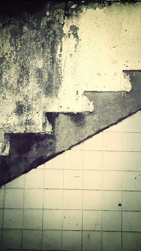 Stairway to nowhere by Arnaldo Pellini