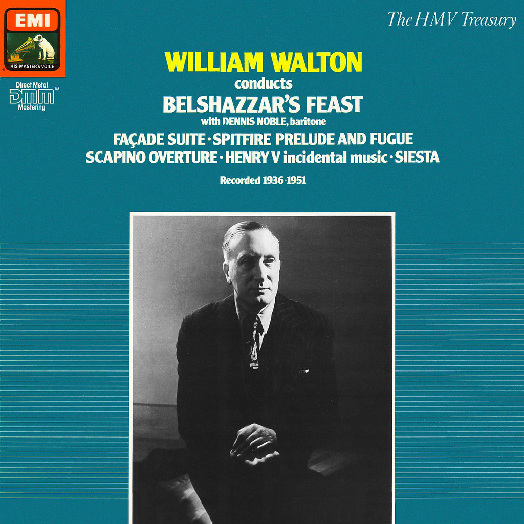 William Walton - Belshazzar's Feast
