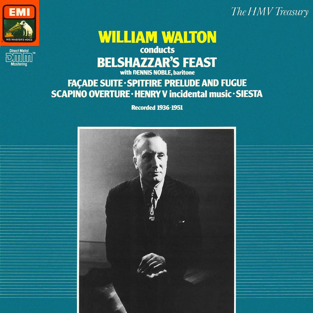 William Walton - Belshazzar's Feast