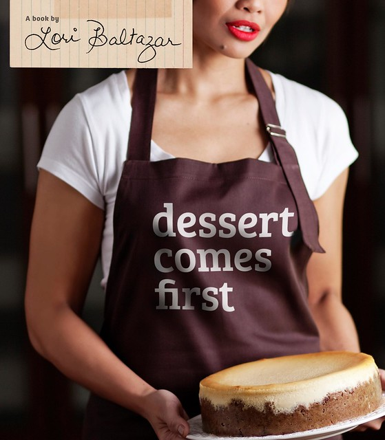 Dessert Comes First Book Cover -TIF