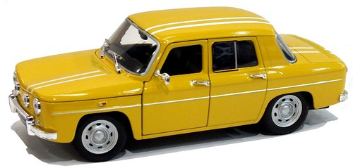 Welly Renault 8 Gordini