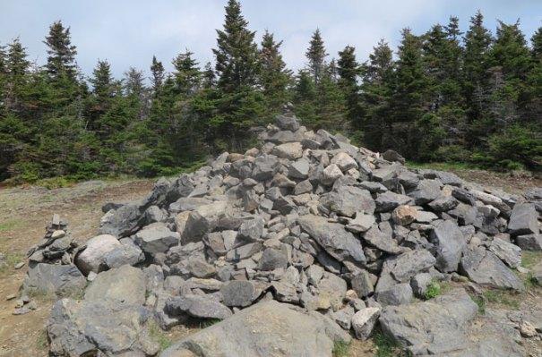 Mt. Hale Summit Cairn