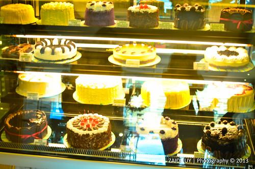 A La Crème Café Bistro Cakeshop