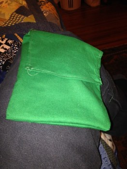 Sewing: belt pouch