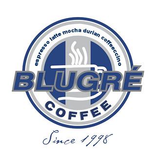 blugre coffee logo