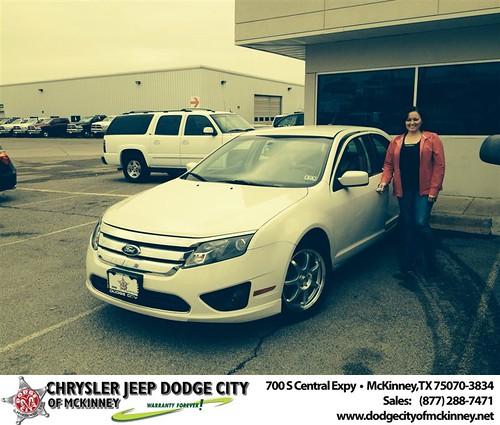 Mitzi Cramer by Dodge City McKinney Texas