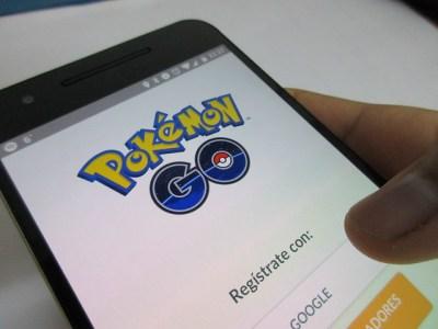 Pokémon GO from Flickr via Wylio