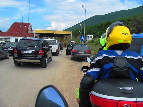 Kosov Border Crossing