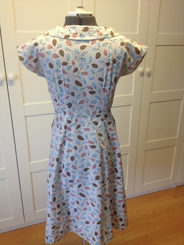 Liberty Lemonia Simplicity 1577 back