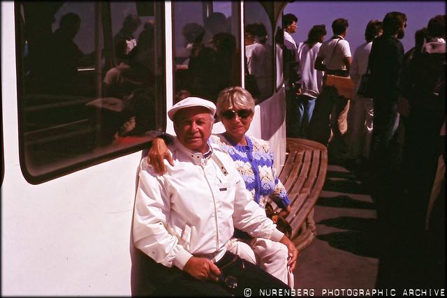 WmN#0113-00008 Bill & Isabel San Francisco 1985
