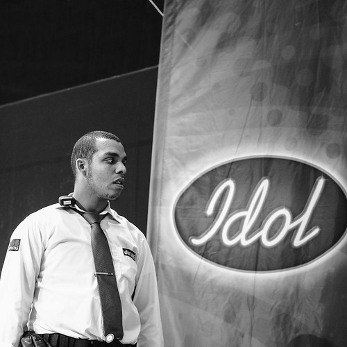 Week 44/52 - What? Idol ???? by Flubie