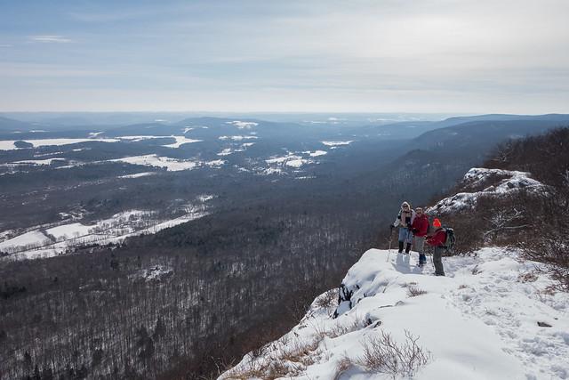 Mt. Race, south ridge