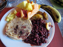 El Salvador Breakfast