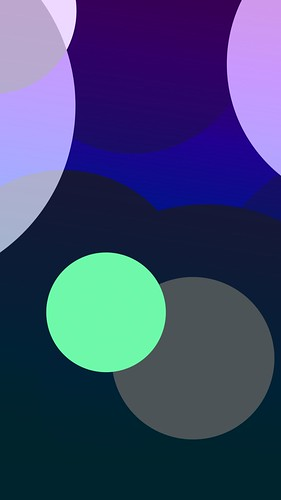 Minimalism Vibrant Shapes
