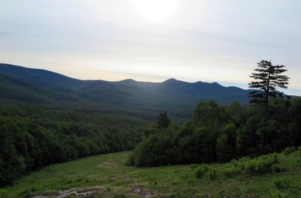 Tecumseh Trail Ski Area Viewpoint