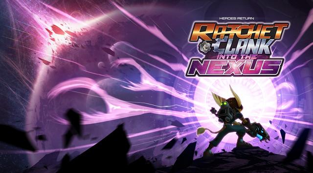 Ratchet & Clank: Into the Nexus on PS3