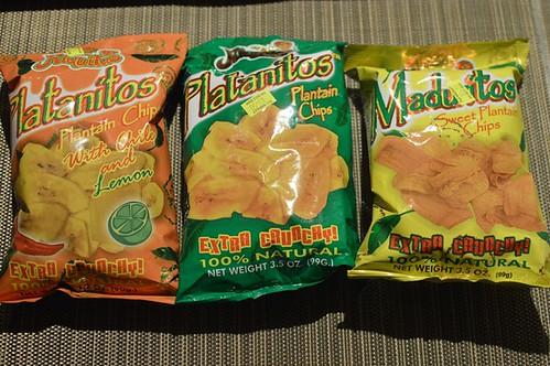 Riquitas plantain chips