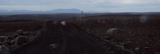 Parque Nacional de Jökulsárgljúfur - Carretera F862 - CC Roser Martínez
