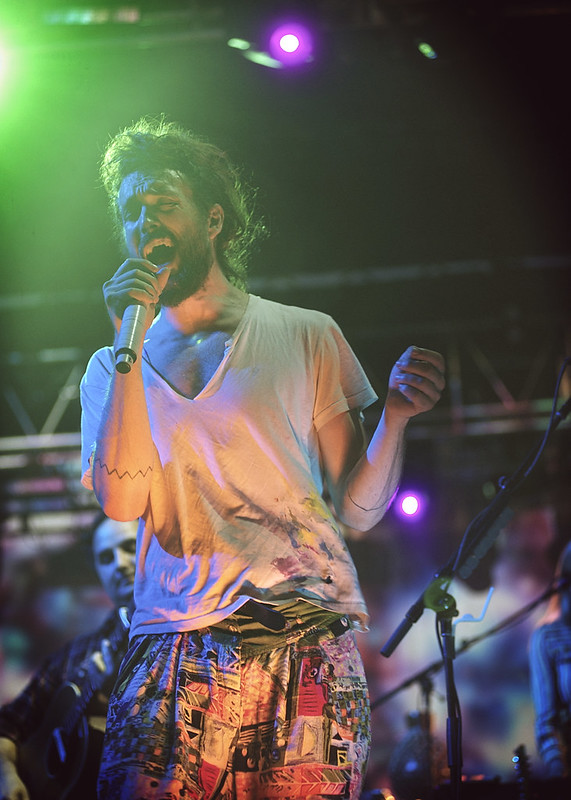 Edward Sharpe and the Magnetic Zeros @ LouFest