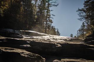 Upper Falls of Triple Falls