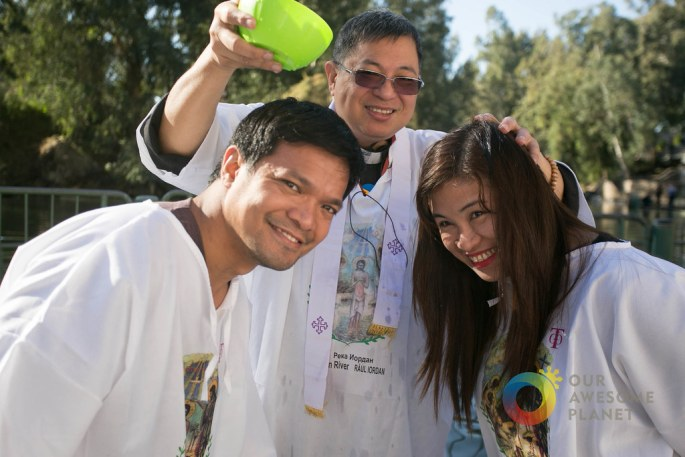 Day 3- Renewal of Baptism Vows at Jordan River - Our Awesome Planet-81.jpg