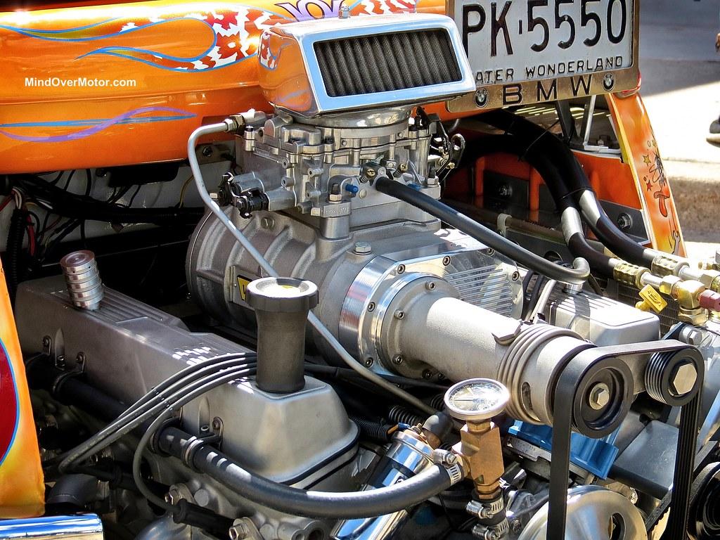 BMW Isetta V8 Hot Rod