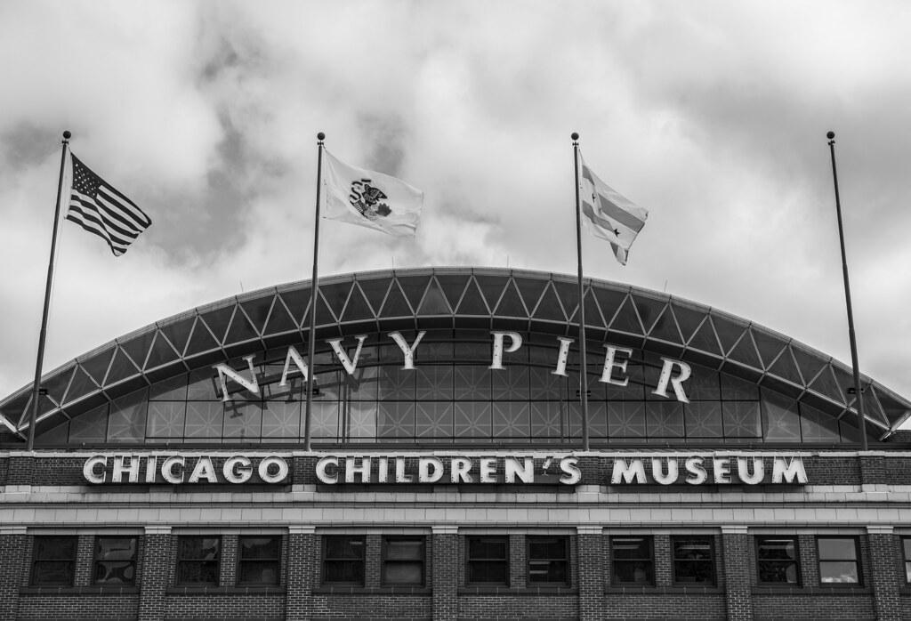 Navy Pier front