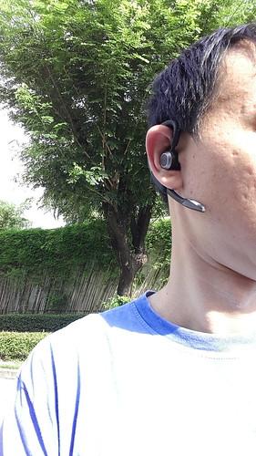 ลองใส่ชุดหูฟัง Jabra Motion ดู