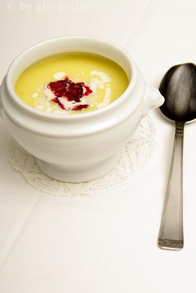 Kartoffel Topinambur Suppe by Glasgefluester 2 klein