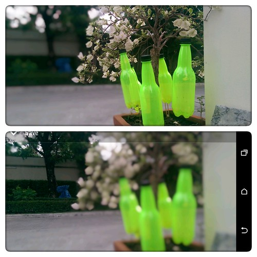 ใช้ Ufocus ในการเลือกจุดโฟกัสหลังการถ่ายภาพ