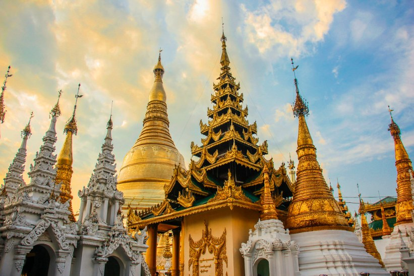 de største oplevelser i Burma