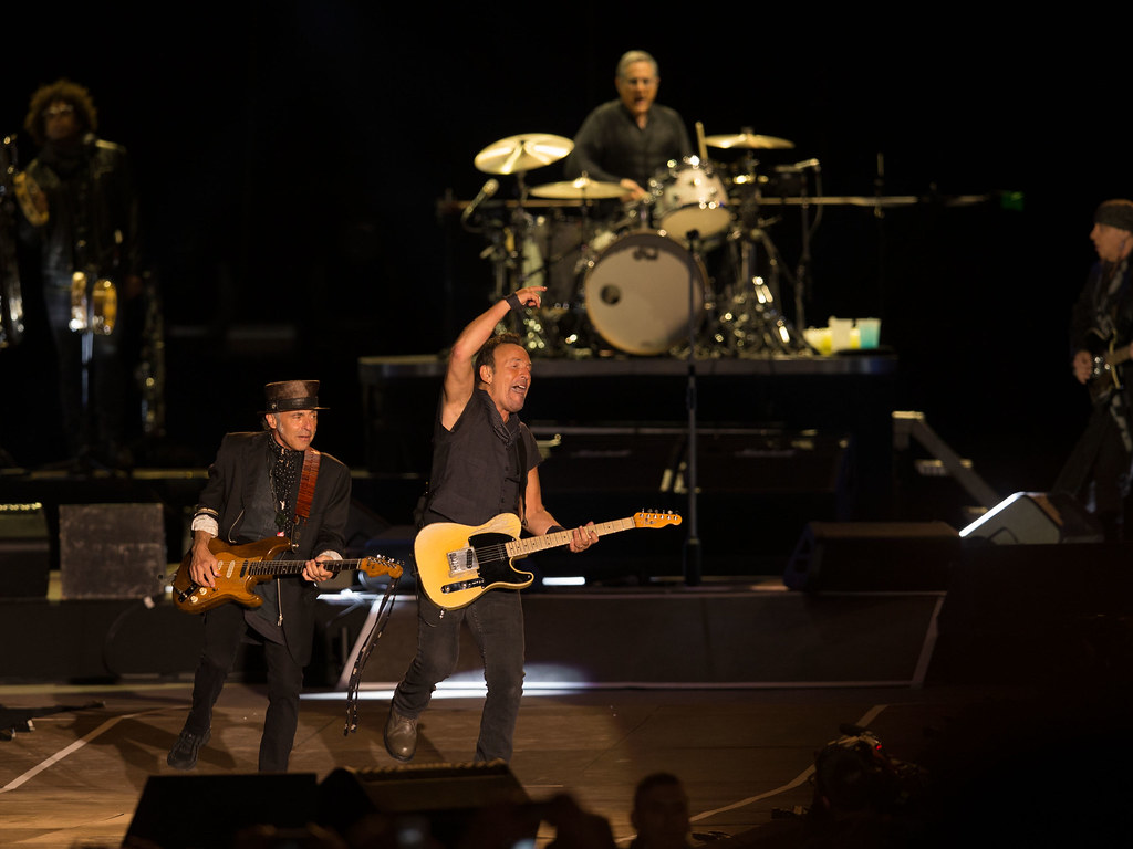 Concerto - Bruce Springsteen - Rock In Rio Lisboa