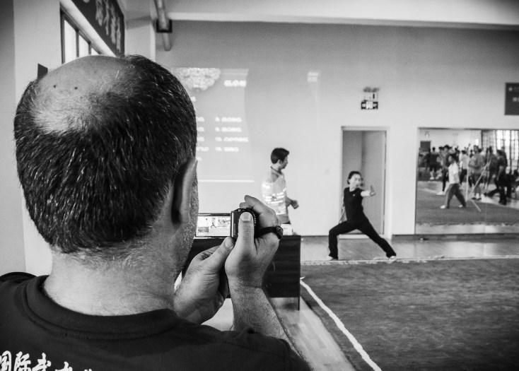2016 IWUF International Wushu Judges Certification Course