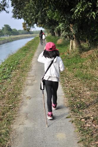 【Video】【散步水圳邊1】嘉南大圳官田支線1(8.7ys)