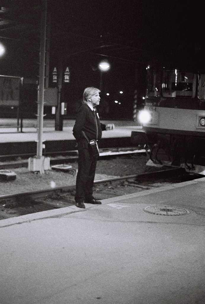 Canon EOS30 - Railway Station 2