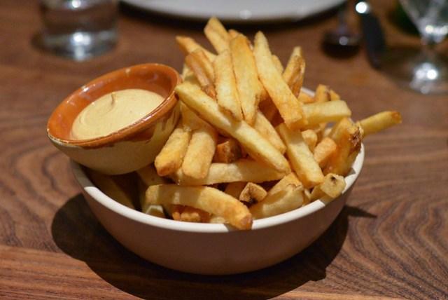 French Fries Harissa Aïoli