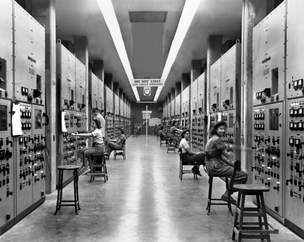"""The Calutron Girls"" Y-12 Oak Ridge 1944"